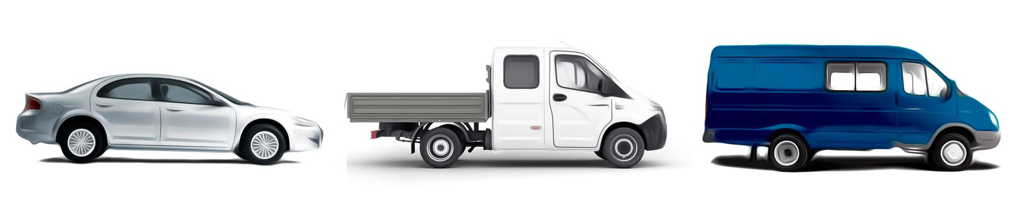 Диагностика подвески ГАЗ 3110
